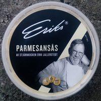 Eriks Parmesansås - Produit - sv