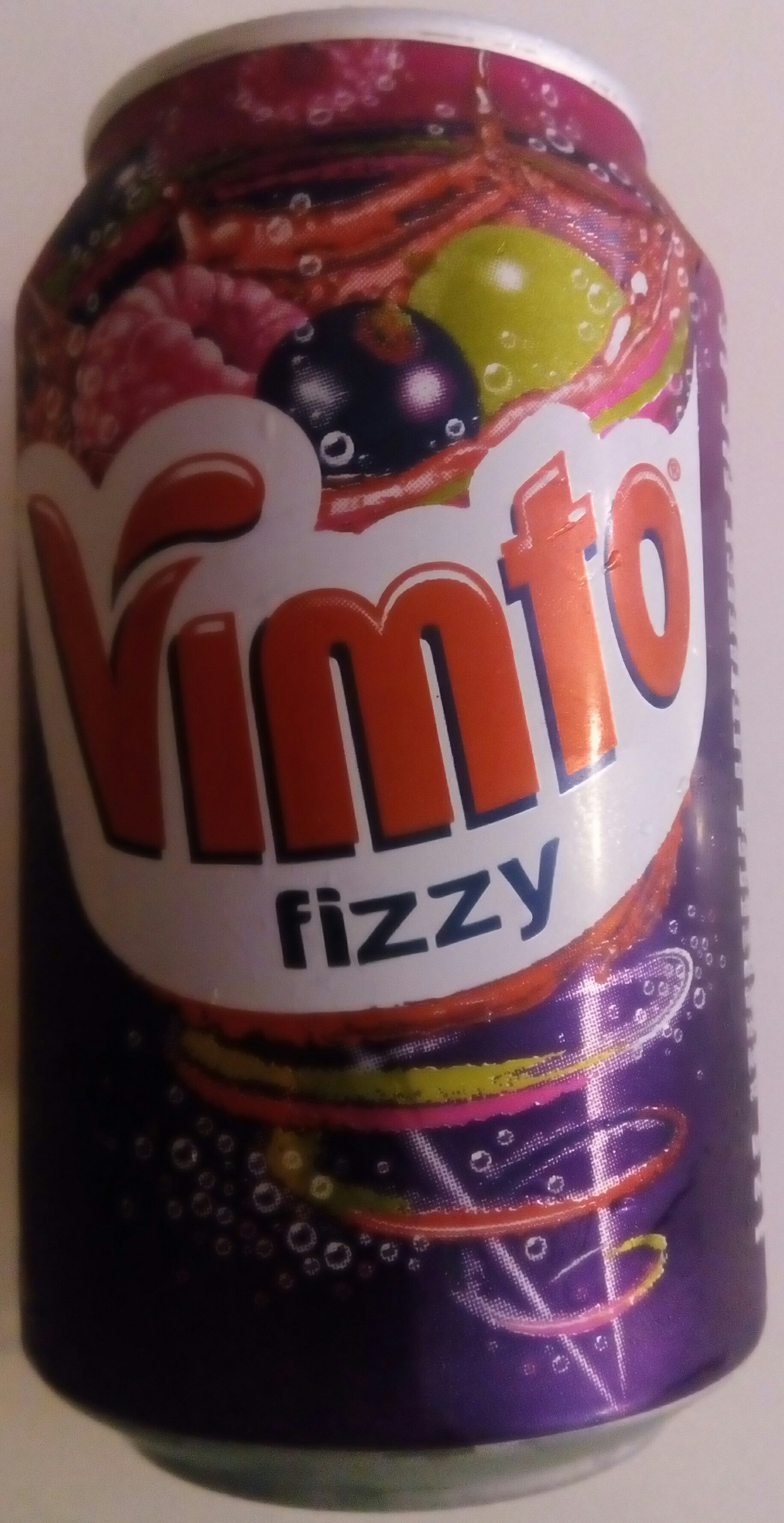 Vimto Fizzy - Product