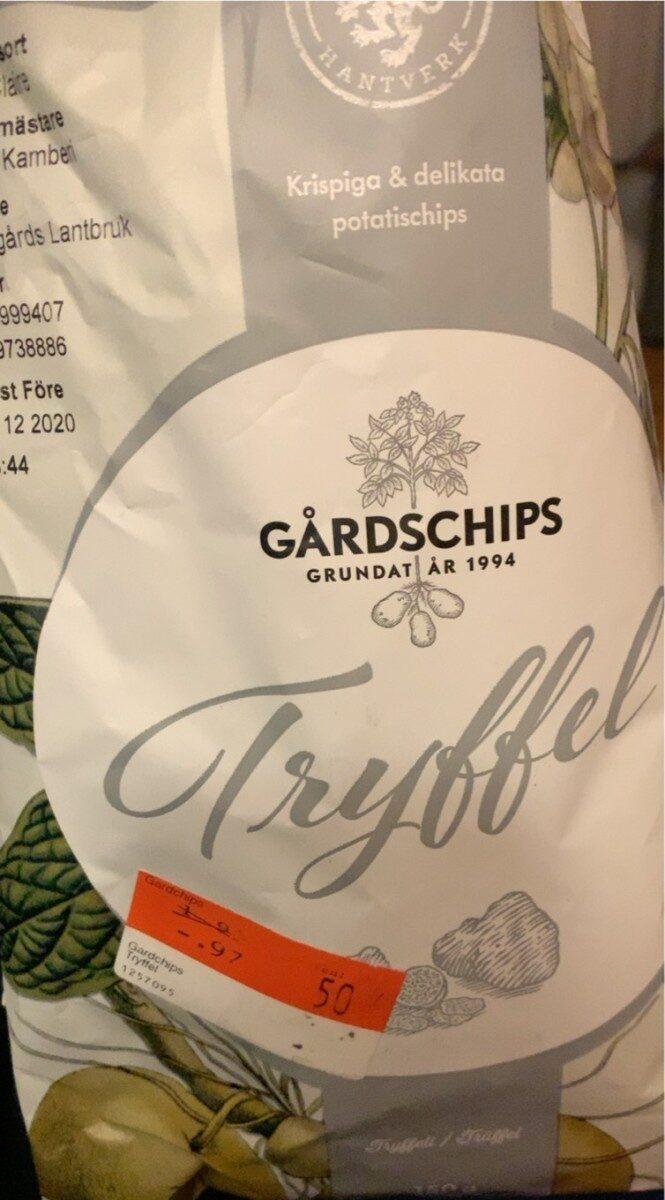 Trüffelchips - Produit - sv