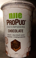 Njie ProPud Proteinpudding Chocolate - Product