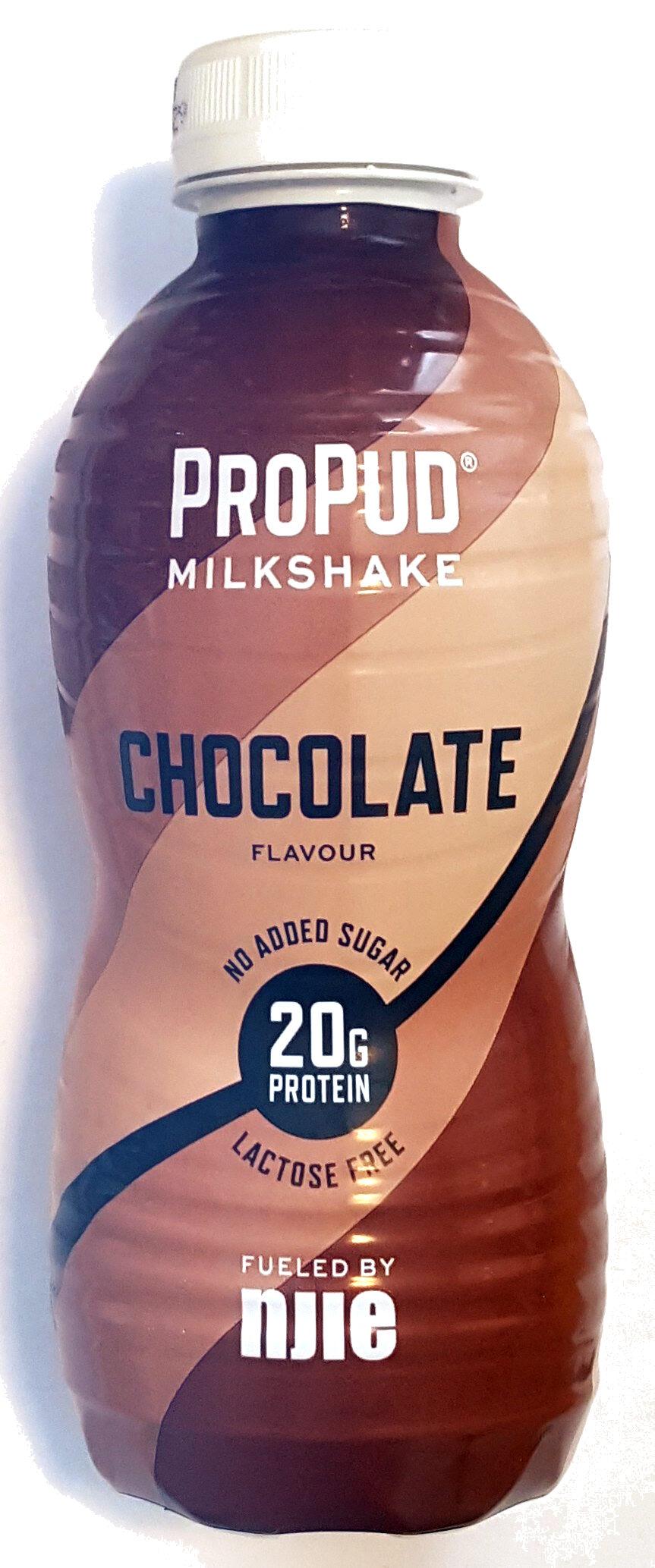 Milkshake Chocolate Flavour - Prodotto - sv