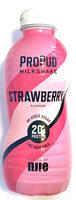 Milkshake Strawberry Flavour - Prodotto - sv