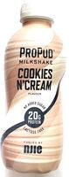Milkshake - Cookies n' Cream Flavour - Product - sv