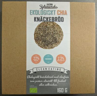 Ekologiskt Chia Knäckebröd - Product