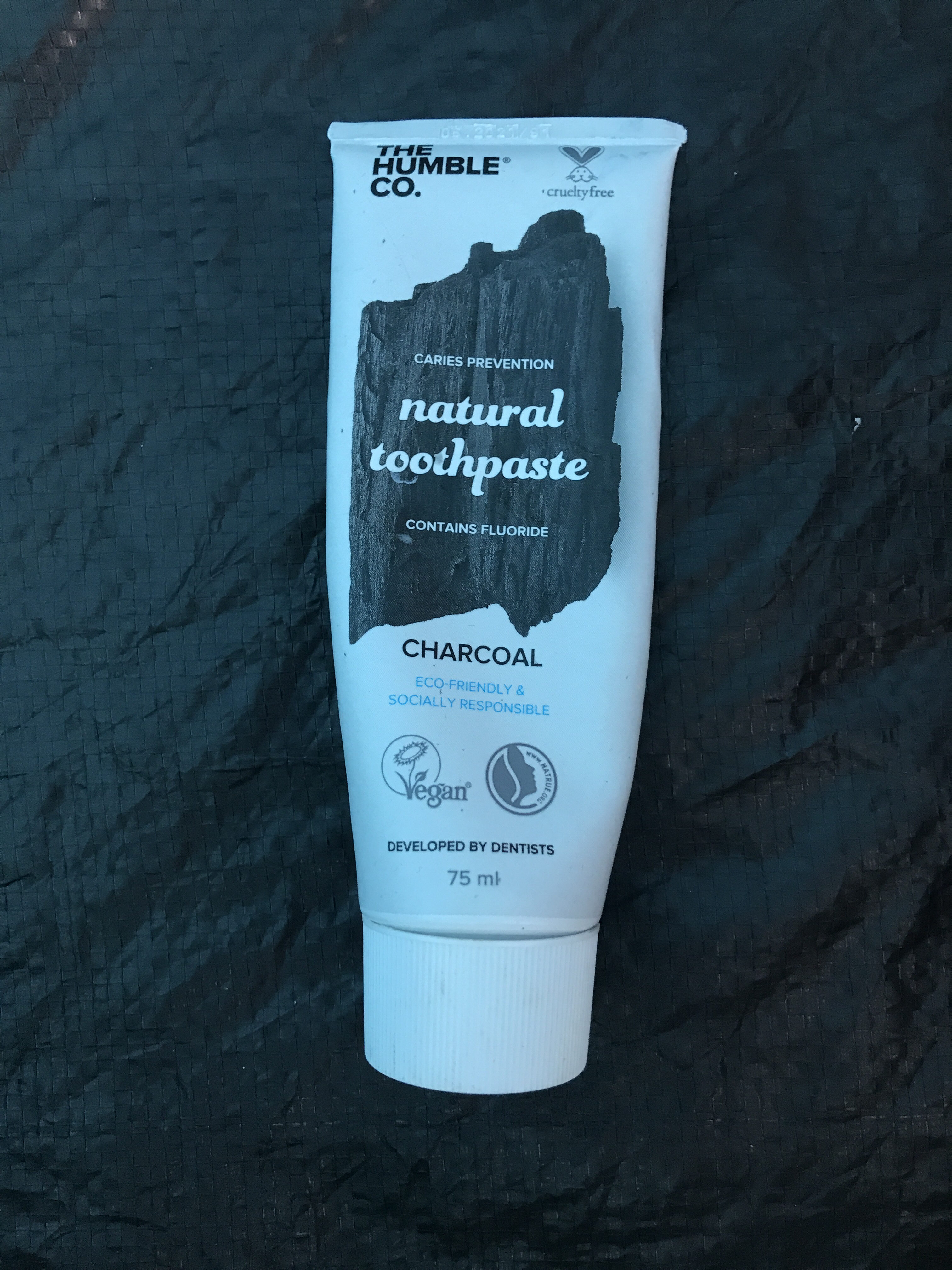 Natural Toothpaste - Product