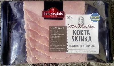 Jakobsdals Charkuteri Mor Matildas Kokta Skinka - Produit - sv