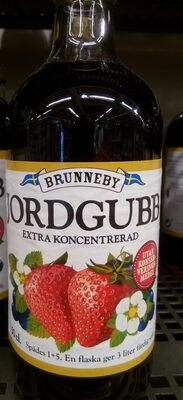 Jordgubb - Produit - fi