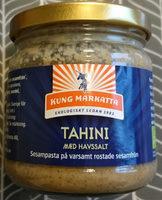 Tahini med havssalt - Product