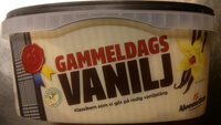 Alvestaglass Gammeldags vanilj - Product