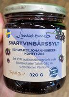 Schwarze Johannisbeer-Konfitüre - Product - de