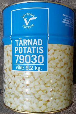 Vättern Potatis Tärnad Potatis (79030) - Produit - sv