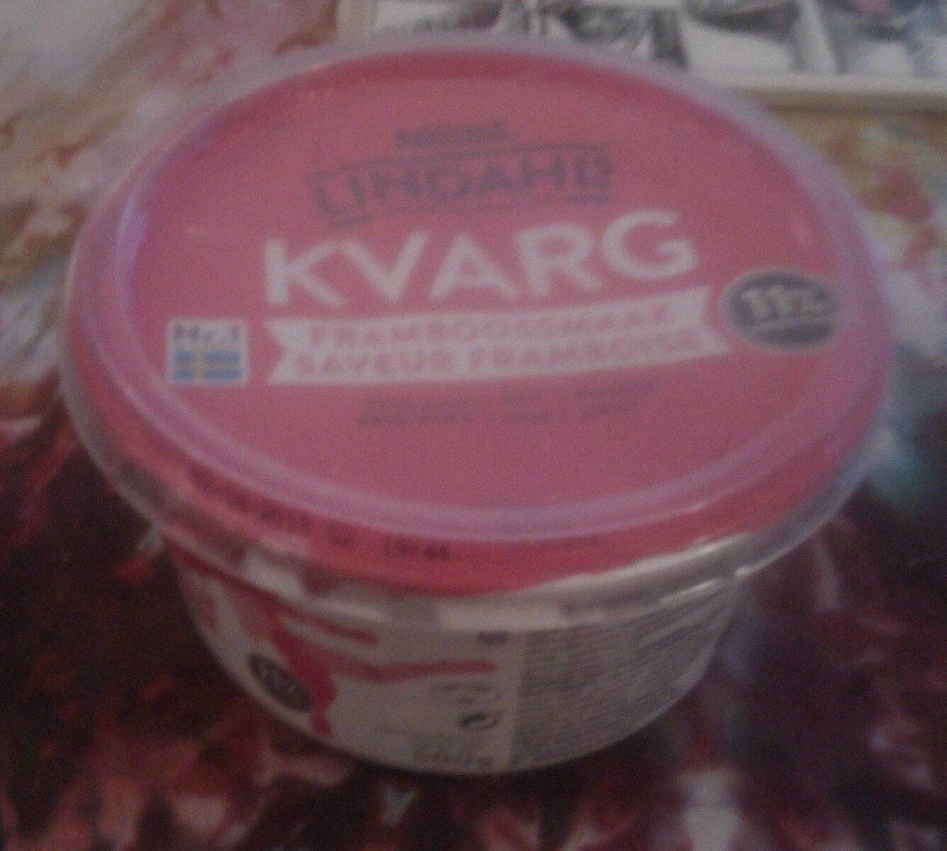 Kvarg Framboossmaak - Produto - fr