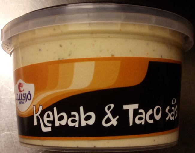 Lillesjö Kebab & Taco sås - Produit - sv