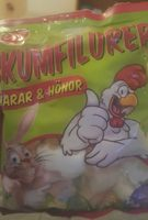 Dals Konfektyr Skumfilurer Harar & hönor - Product