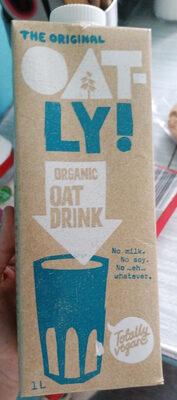 Oat milk - Prodotto - en