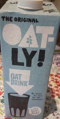 The Original Oat Drink - Produit - fr