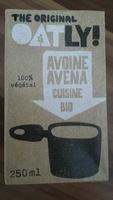Avoine Cuisine Bio - Producte - fr