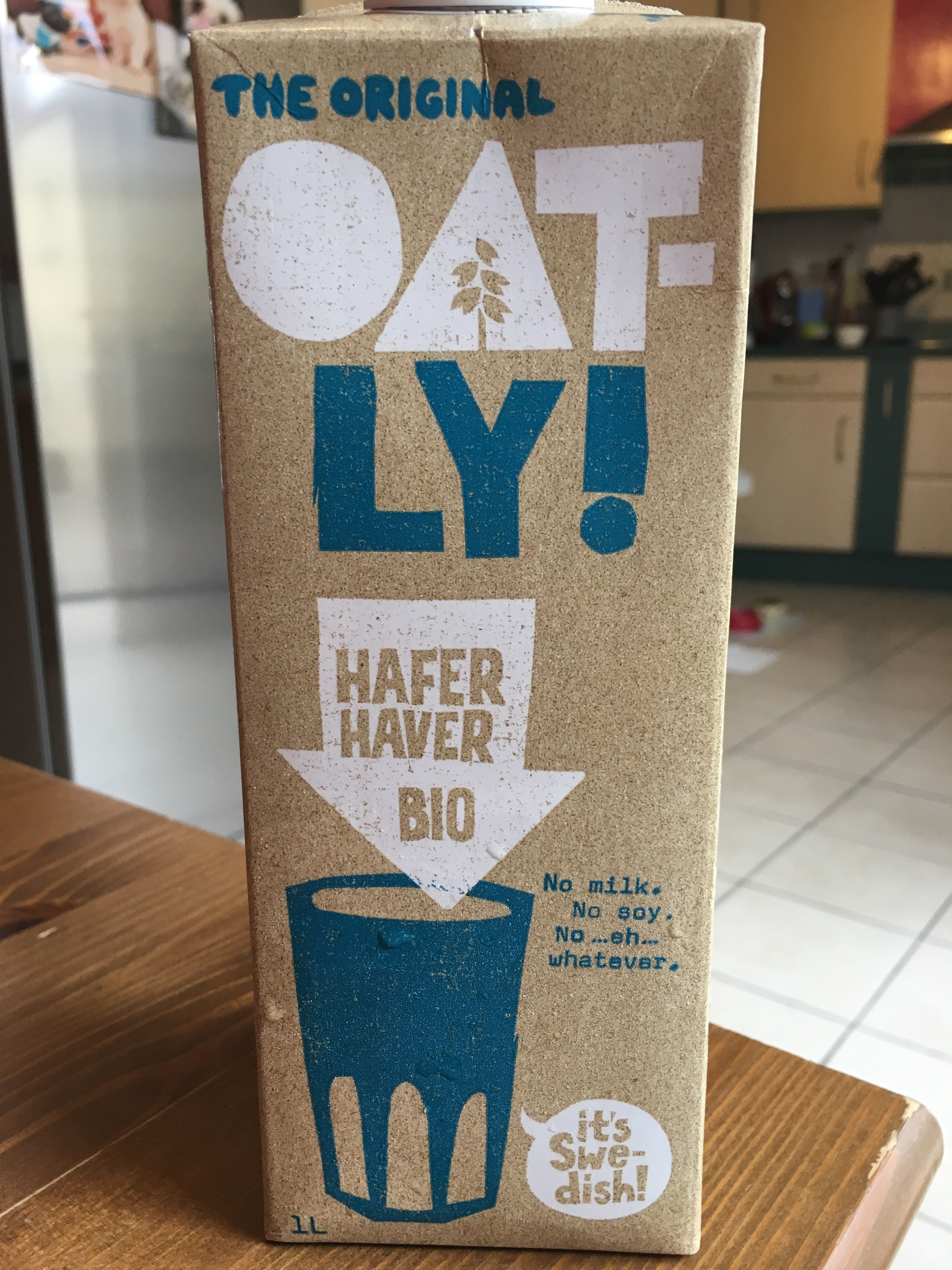 Oatly Haferdrink Original - Product