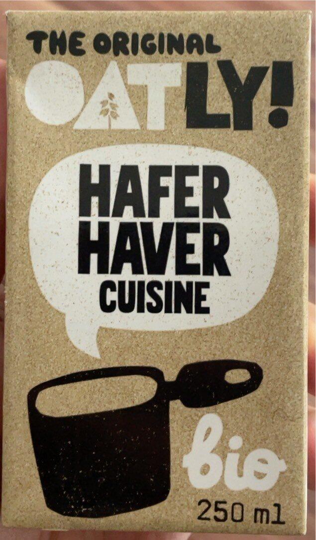 Hafer Cuisine - Produkt - de