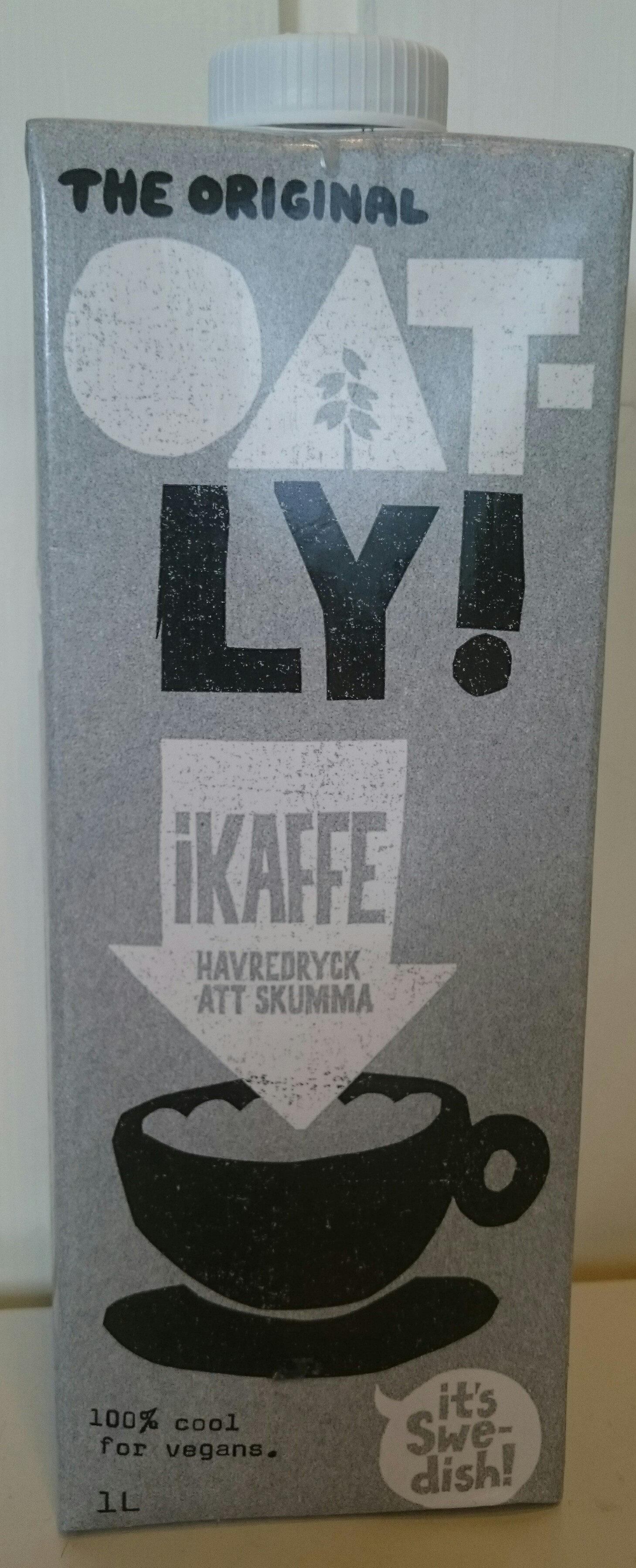 Oatly! ikaffe - Tuote - fi