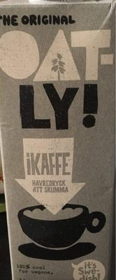 Oatly! ikaffe - Produit - fr