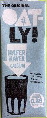 Hafer Calcium - Product - de