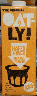 Haferdrink Orange Mango - Prodotto - fr