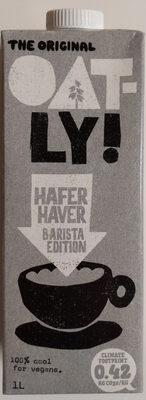 Hafer barista edition - Produkt