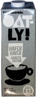 OATLY Hafer Barista - Produkt - de