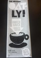 Oatly Haver Avoine Barista Edition - Product
