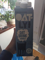 The Original Oat-ly Oat Drink Whole - Product - en