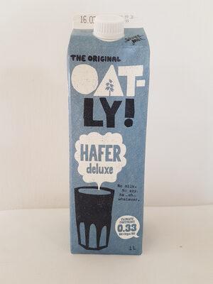 The Original Oatly Hafer deluxe - Produit - de