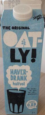 Oatly haver drink halfvol - Product - nl