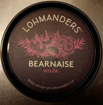 Lohmanders Bearnaise Vitlök - Product