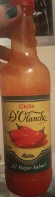 D' olancho, sauce, hot - Product - en