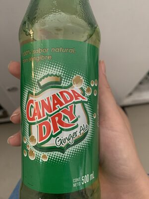 Canada dry - Product - en