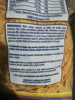 Súper Flakes - Ingredients - es
