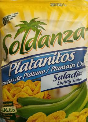 Plátanos fritos - Producto