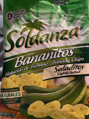 Bananitos - Producto
