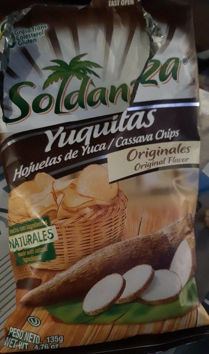 Yuquitas - Producto - es