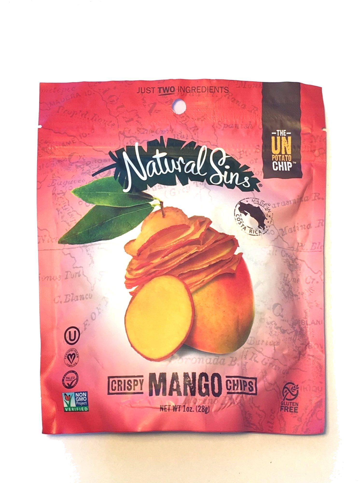 Crispy Mango Chips - Product