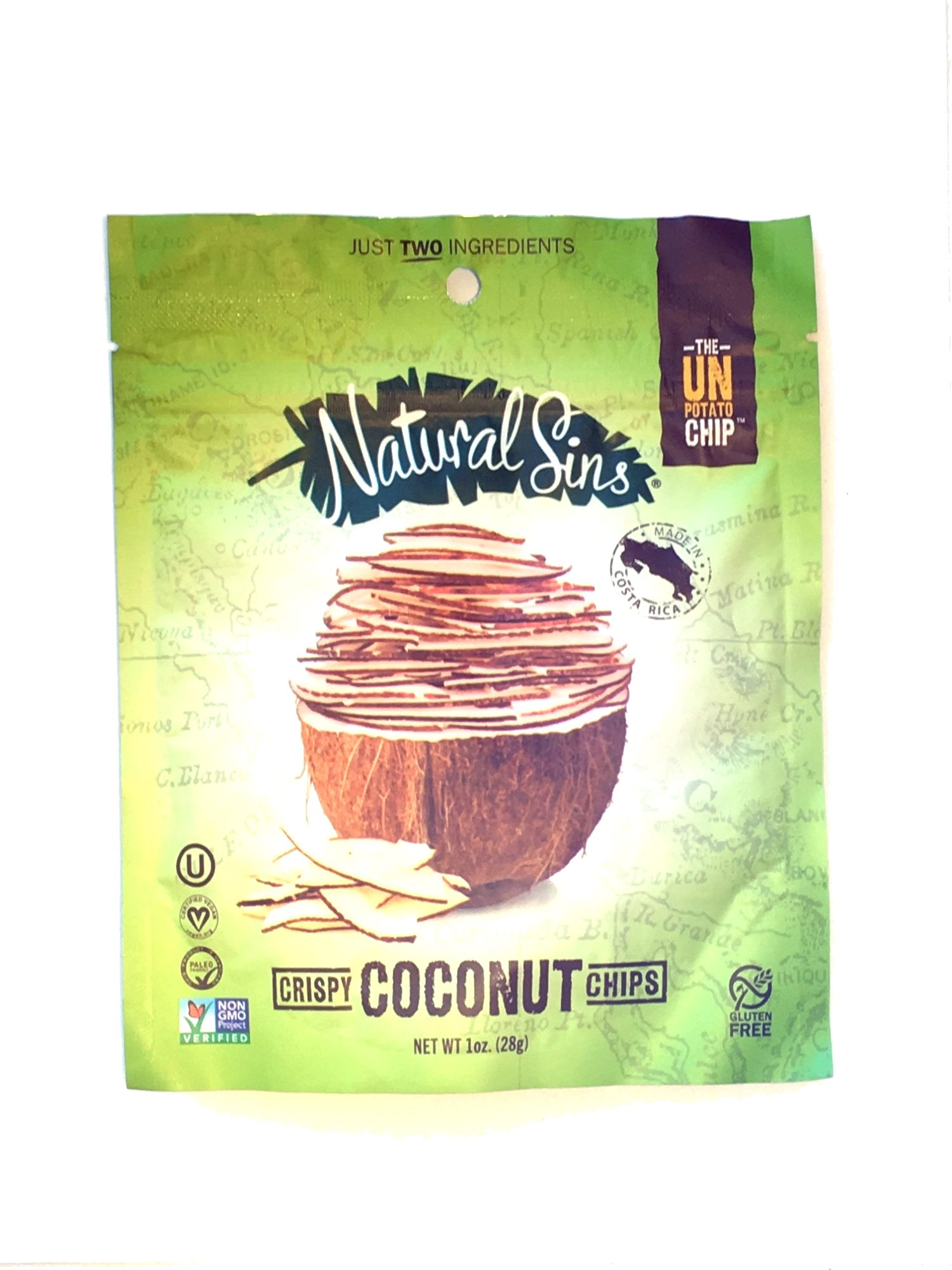 Crispy Coconut Chips - Product