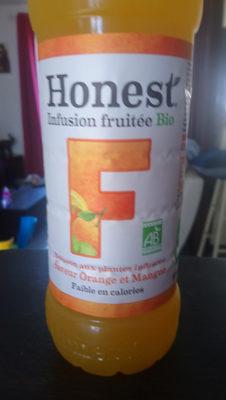 honest infusion fruitée bio - Product - fr