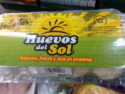 Huevos - Product