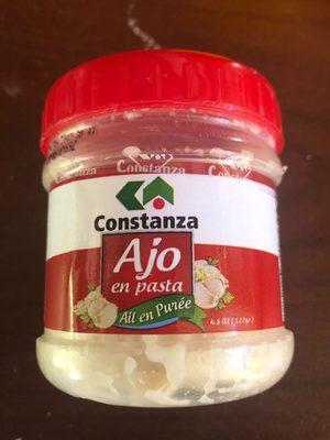 Constanza Ajo En Pasta - Produit - fr