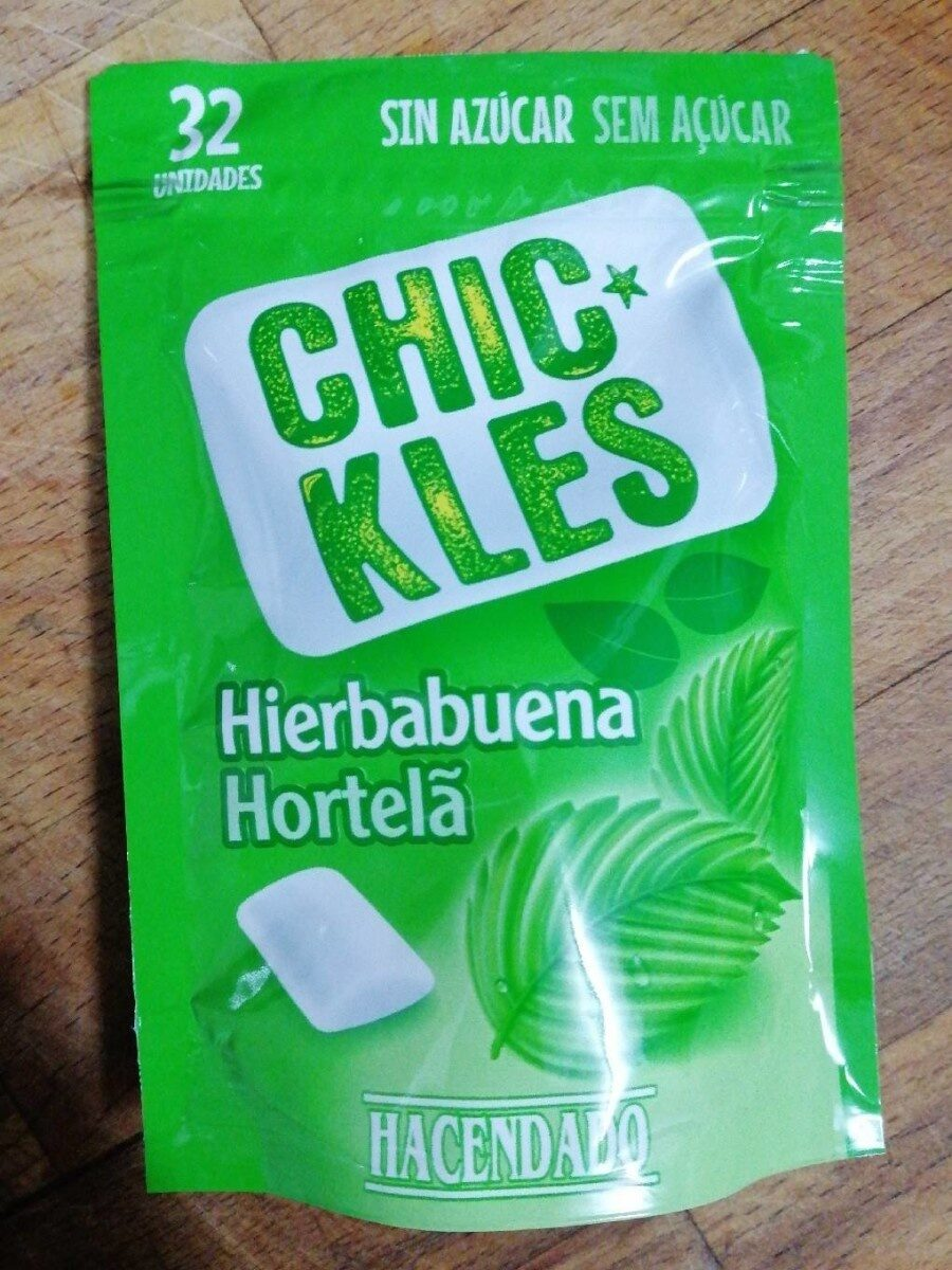 Chic*kles hierbabuena - Product