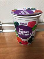 Yogur con frutos silvestres - Product - es