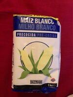 Harina de maiz precocida - Producto - es