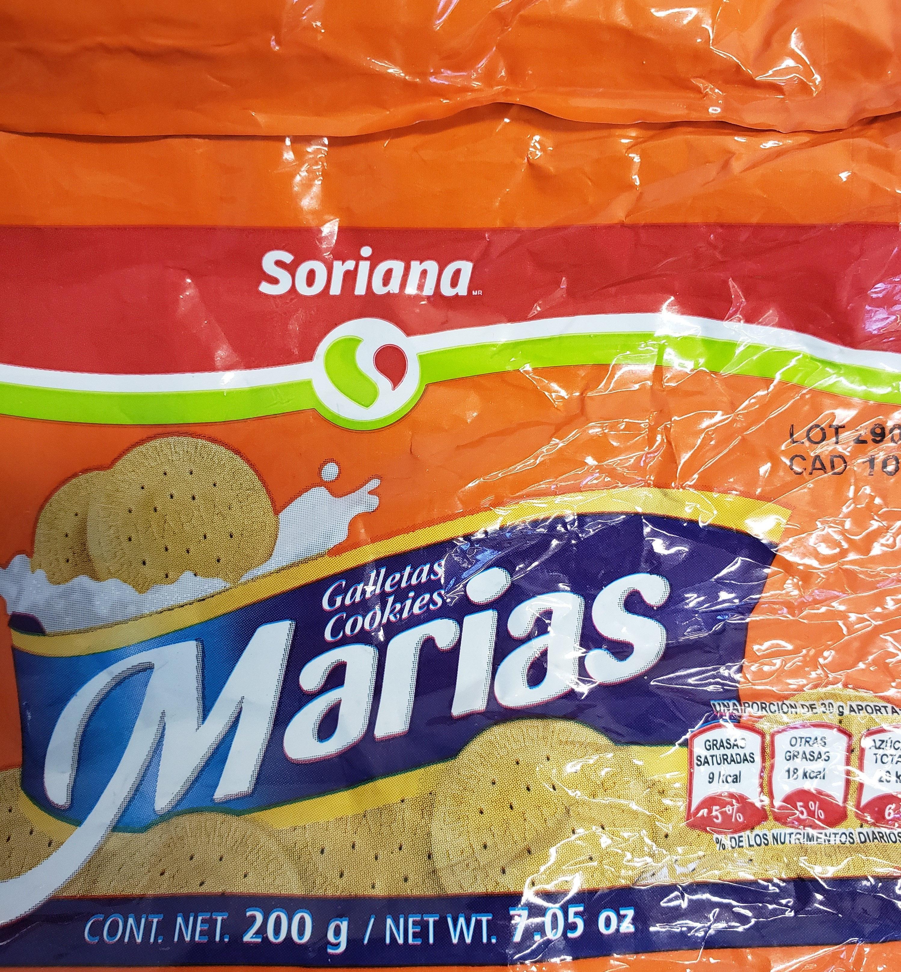Galletas Marías - Product - es