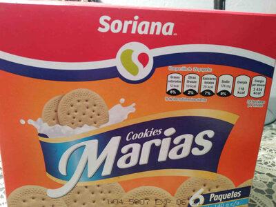 Galletas maria soriana - Product - es